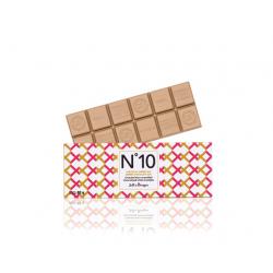 N°10 Chocolat ambré 26% 80 g